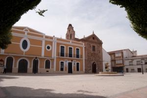 Iglesia del Carmen, Almodóvar