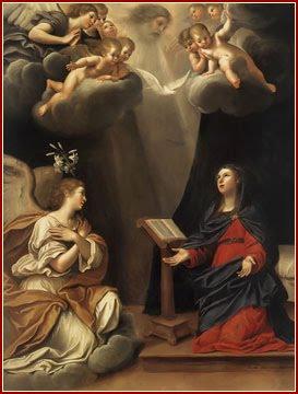 La Anunciacion de Maria