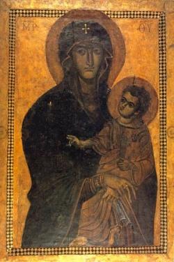 María salud del pueblo de Roma