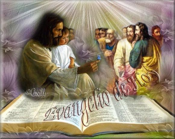 Evangelio de hoy 2