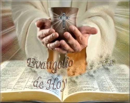 Evangelio de hoy 3