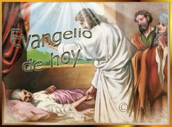 Evangelio Suegra de Pedro