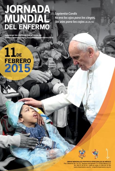 Jornada Mundial del Enfermo 2015