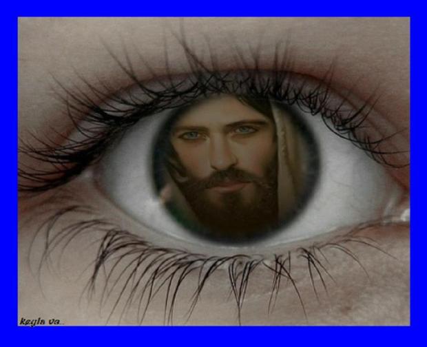 Ojos en Jesús