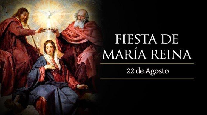 Resultado de imagen para Santa María, Reina