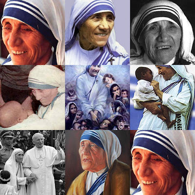 Collage Madre Teresa de Calcuta