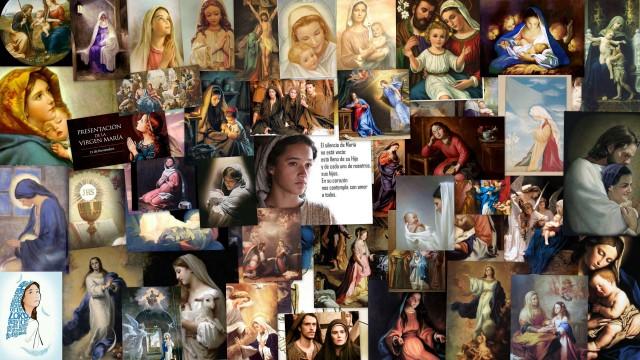 Collage María 2015