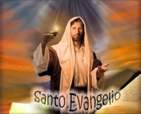 Evangelio-Luz del mundo