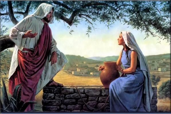 Jesús-Samaritana