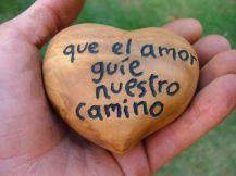 Amor guía camino