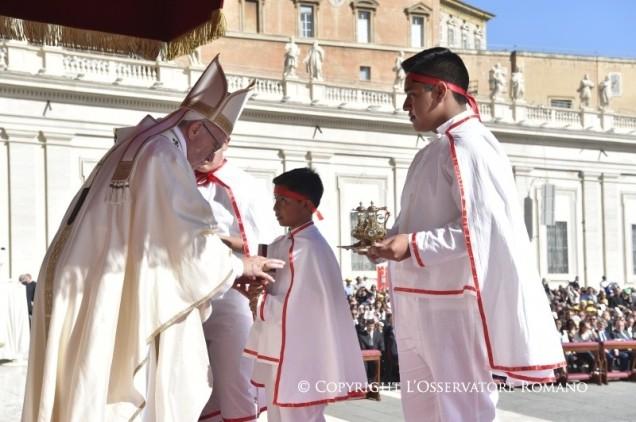 Canonización octubre 15