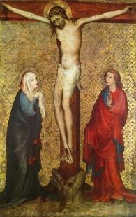 María al pie de la cruz