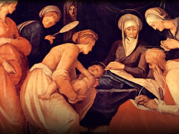 Natividad San Juan Bautista