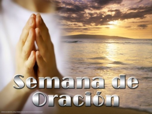 Oración Unidad 2020